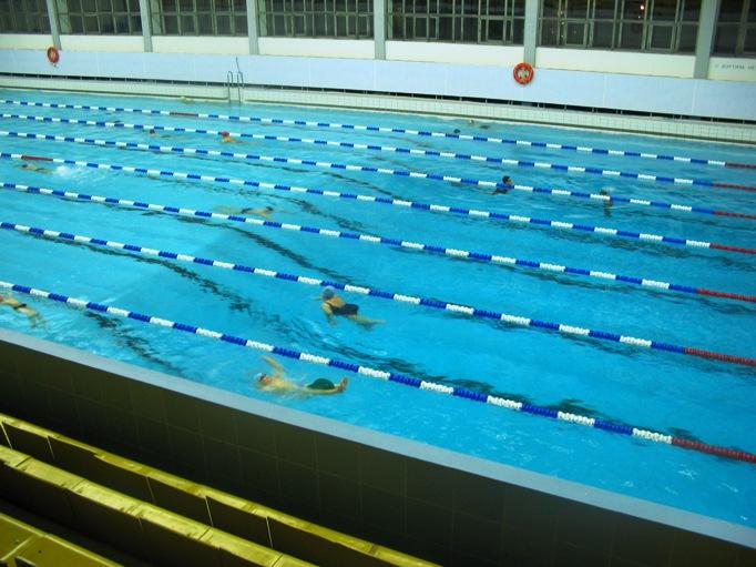 Справки в бассейн отменили в Москве Замоскворечье