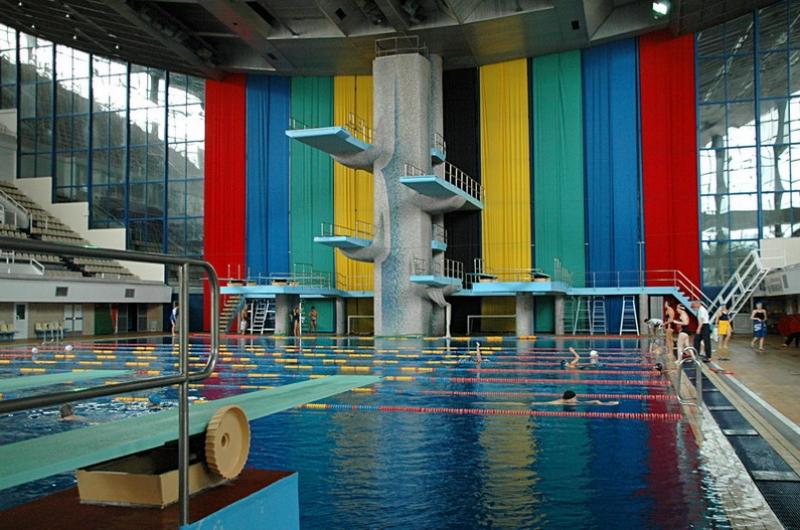 Бассейн олимпийский Москва Котловка справка
