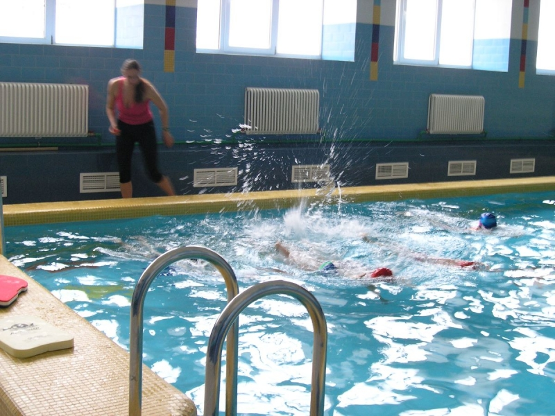 Открытый бассейн в Москве Северный без справки