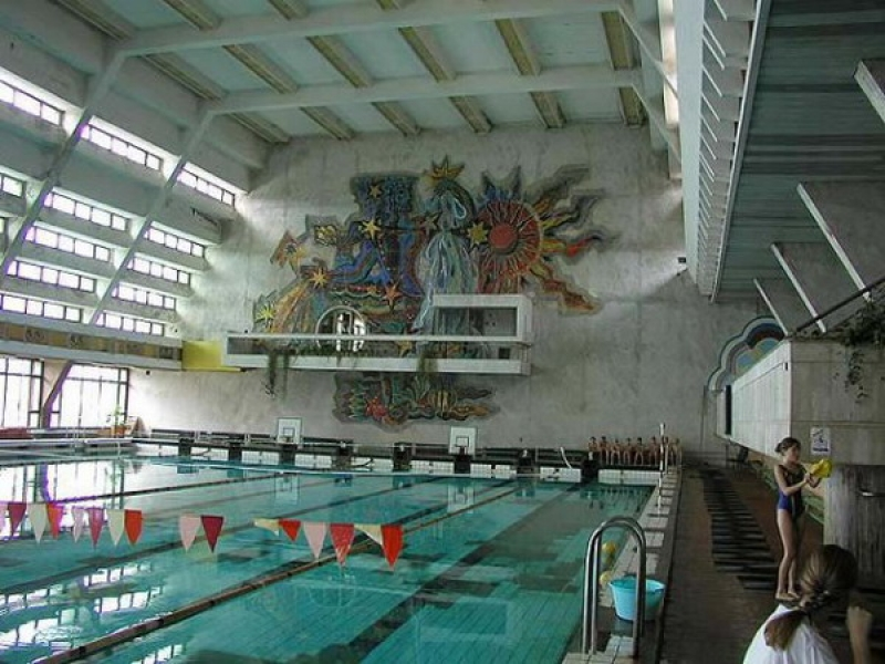 Бассейн олимпийский Жуковский справка