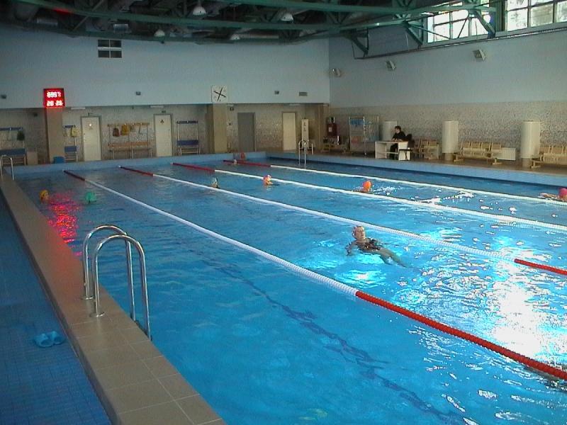 Где получить справку для бассейна в Москве Арбат