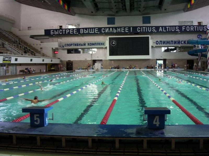 Нужна ли справка в бассейн олимпийский Москва Нагатинский затон